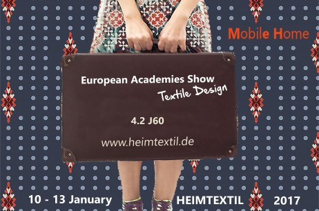 MOBILE HOME on CAMPUS at HEIMTEXTIL 2017 Jan 10-13